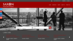 Saxon Recruitment – re-brand coincides with a new website